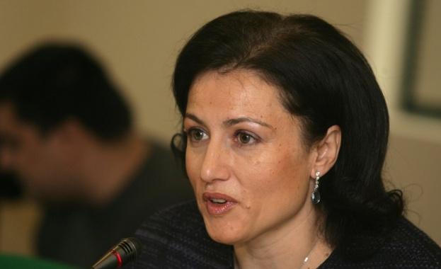 Tанева: 400 млн. лв. са загубите от санкциите срещу Русия