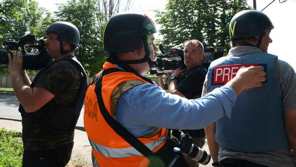 NYT: Украйна обяви война на журналистите