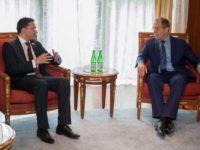 Даниел Митов: Разговорът ни с Лавров беше много открит