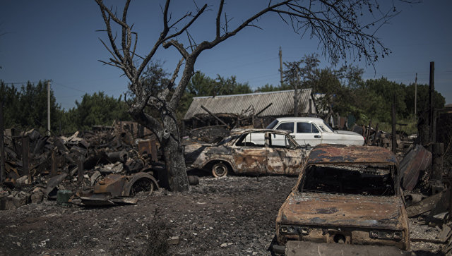 Украинските военни обстреляли Донбас с над 500 снаряда