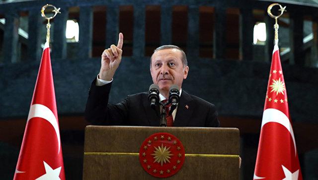 Ердоган допуска възможността за нов опит за преврат в Турция