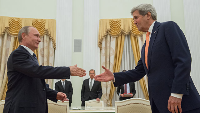 Джон Кери: Преговорите с Путин за Украйна бяха продуктивни