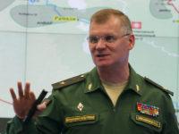 Ген. Конашенков: Не сме нарушавали въздушното пространство на България