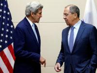 Лавров и Кери с извънредна среща след подновяването на огъня в Сирия