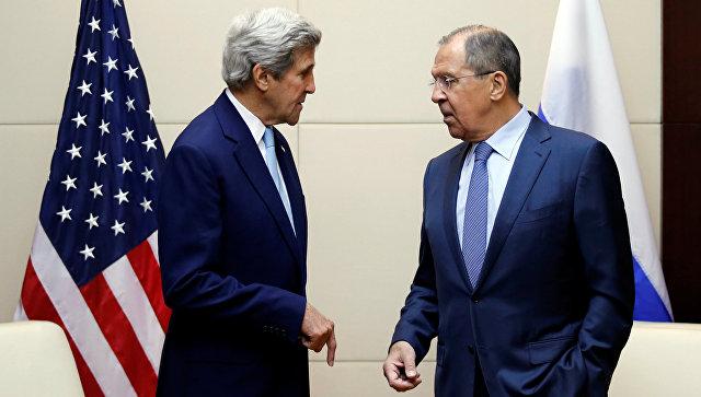 Лавров и Кери обсъдиха борбата с тероризма и обстановката в Сирия