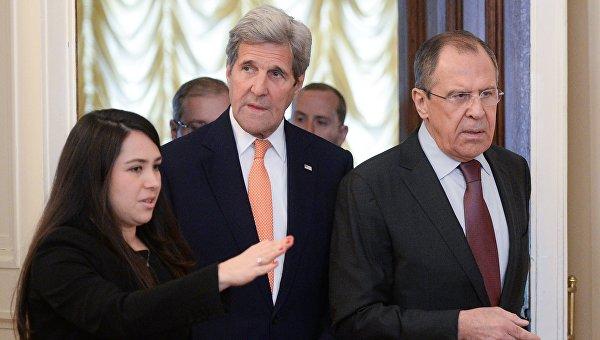 Лавров и Кери обсъдиха примирието в Сирия