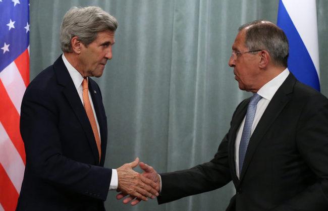Лавров: Американските военни не слушат главнокомандващия Обама