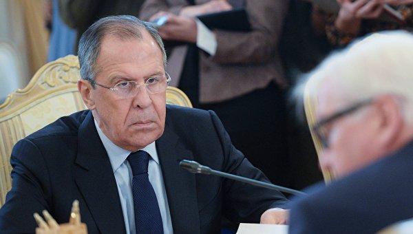 Лавров и Щайнмайер обсъдиха ситуацията в Украйна