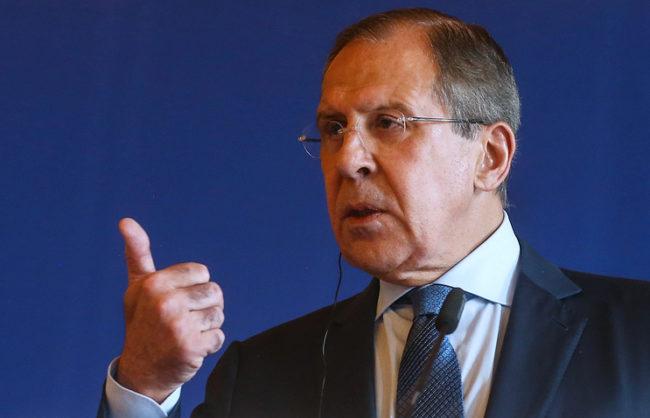 Лавров: Русия ще продължи военната координация със САЩ в Сирия