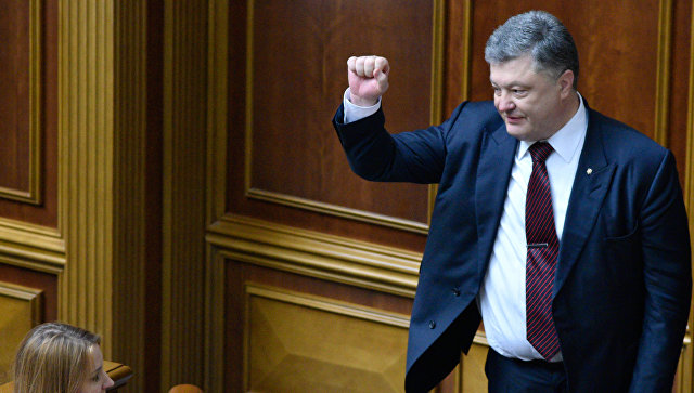 Порошенко посъветва децата в ДНР и ЛНР да учат английски