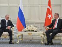 Путин и Ердоган ще се срещнат в началото на август в Русия