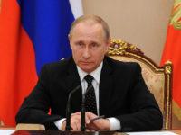 Путин обсъди със Съвета за сигурност на Русия подготовката на визитата на Ердоган