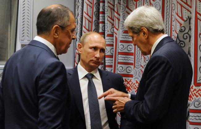 Путин ще се срещне днес с държавния секретар на САЩ