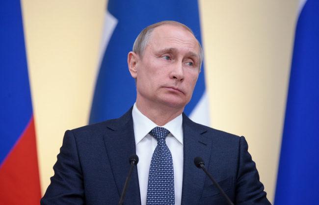 Путин поздрави Обама по случай Деня на независимостта