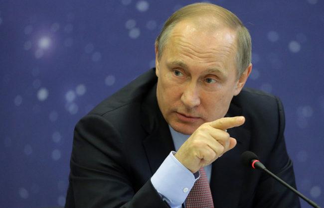 Путин: За Русия е важно да не загуби нито едно талантливо дете в условията на борба за ресурси