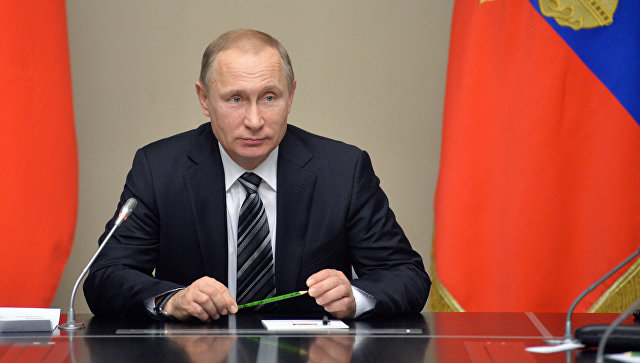 Путин присъедини Крим към Южния федерален окръг