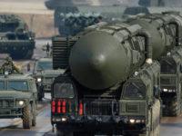 В Русия се провеждат учения на стратегическите ракетни войски