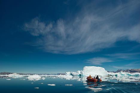 Русия инвестира около $20 млн. в нови технологии за усвояване на Арктика