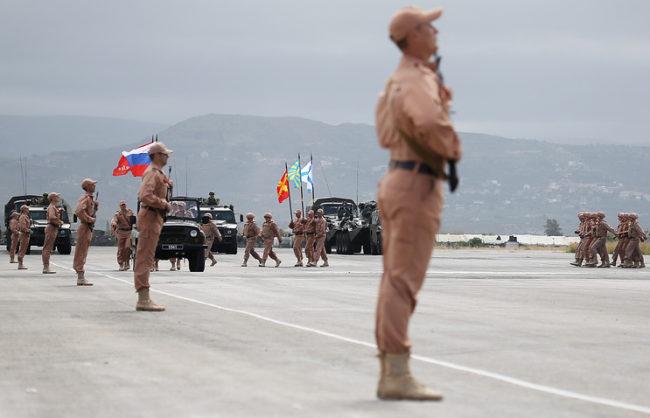 Експерти: Руските ВКС на базата Инджирлик в Турция – твърде хубаво, за да е истина