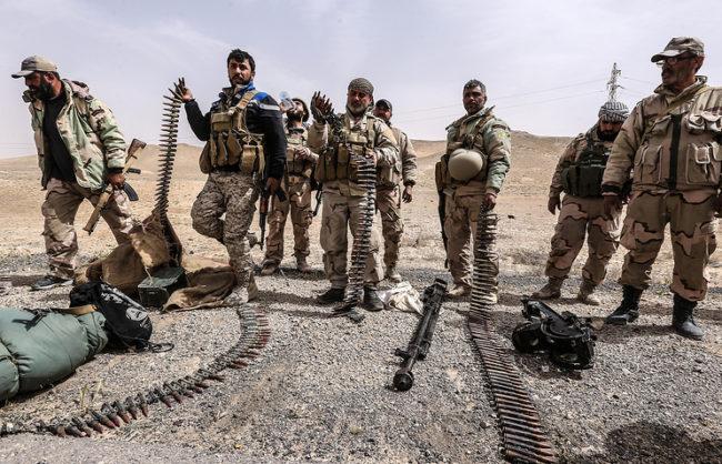 Сирийската армия обяви 72-часов режим на прекратяване на огъня