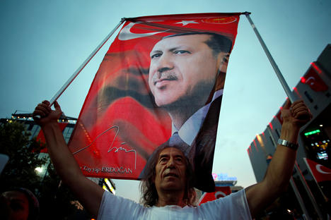 Спаси ли Русия Ердоган?