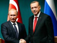 Срещата на Путин и Ердоган: 3 основни теми за разговор