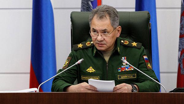 """Сергей Шойгу предупреди американските дипломати да не преговарят от """"позиция на силата"""""""