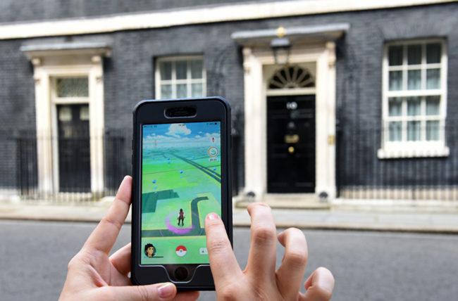 Властите в Москва разработиха алтернатива на играта Pokemon GO