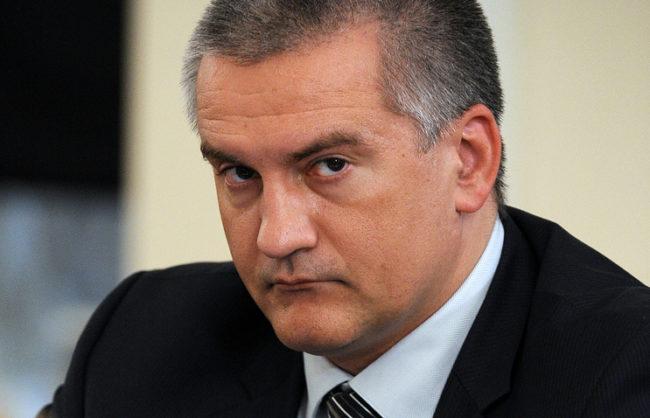 Аксьонов: Зад опитите за атентати в Крим стои Държавният департамент