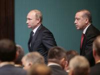 Ердоган: Преговорите с моя приятел Путин ще отворят нова страница в двустранните отношения