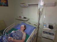 Рускиня остана без крак и ръка в Сирия, спасявайки децата си от мина