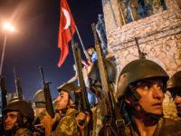 Тайна армия на НАТО била замесена в опита за преврат в Турция