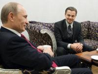 Путин и Ди Каприо може заедно да озвучават нов документален филм за Байкал