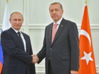 Близо 150 журналисти ще отразяват срещата на Путин и Ердоган