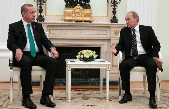 Путин и Ердоган ще върнат отношенията между Русия и Турция до нивото от преди кризата