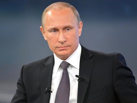 Путин с най-висок рейтинг сред руснаците