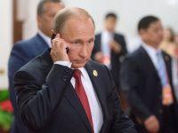 Путин проведе първия си телефонен разговор с Тереза Мей