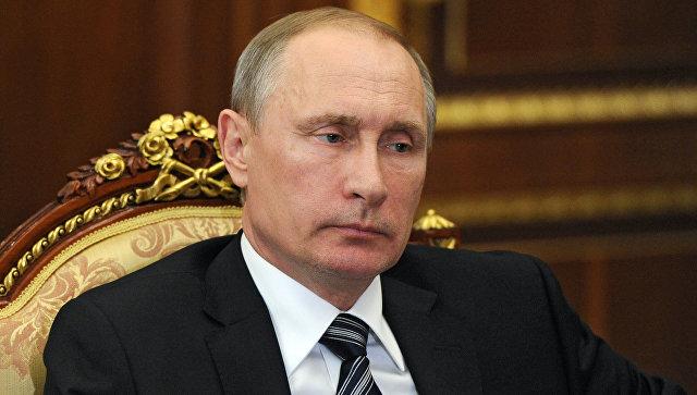 Владимир Путин: За борбата срещу тероризма е необходима тясната координация на всички специални служби