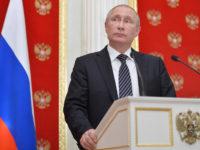 Путин: Украйна се обърна към терора