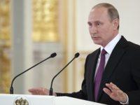 Путин: Русия няма да се откаже от ответните мерки срещу западните санкции