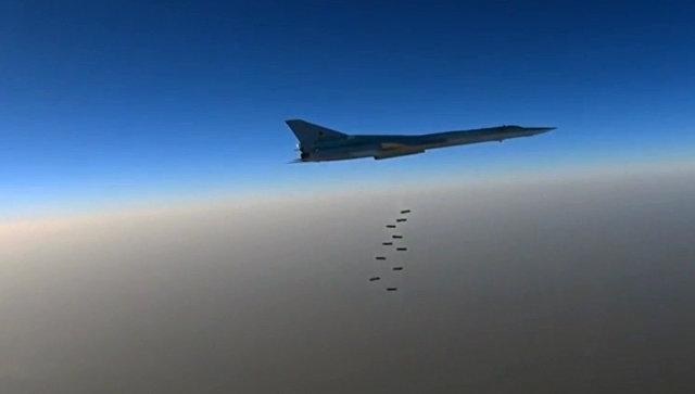 Руски бомбардировачи унищожиха завод за химически оръжия на ИД в Сирия