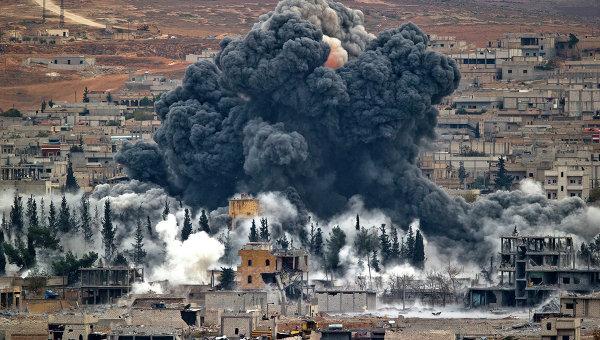 Руски дипломат: Десетки цивилни са загинали в резултат на въздушните удари на САЩ в Сирия