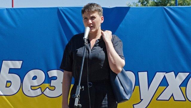 Савченко обяви гладна стачка