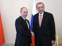 Срещата Путин-Еродоган: икономиката преди политиката