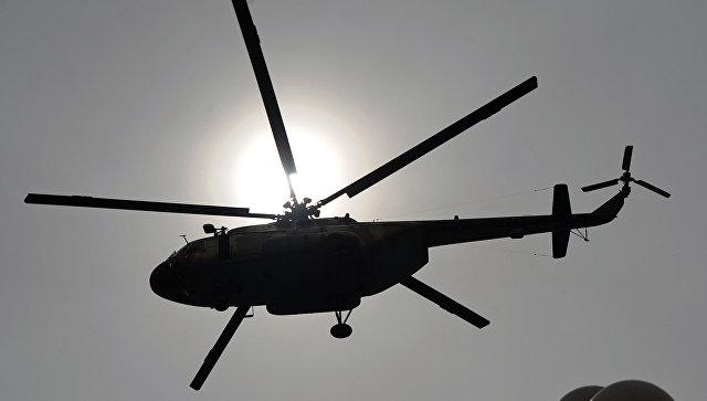 Талибани взеха за заложници екипажа на аварийно кацнал в Афганистан Ми-17