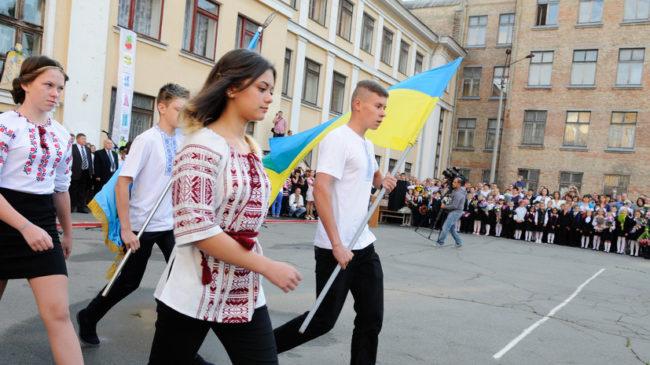 В Украйна пренаписаха учебниците по история