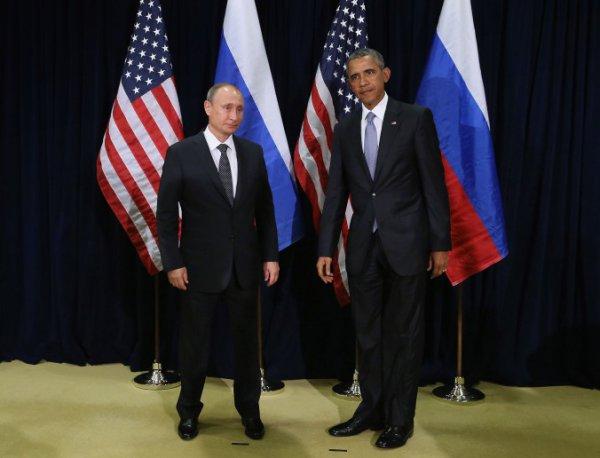 Путин и Обама най-вероятно ще говорят съвсем скоро