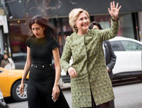 Основна опора на Клинтън е работила за радикално ислямско списание