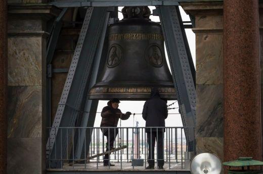 Какво означават камбаните за руснаците