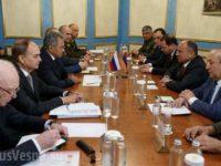 Русия и Армения скоро ще създадат обединена войскова групировка